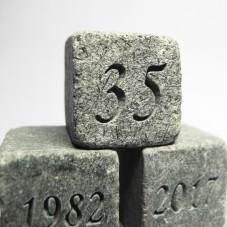 Камни для виски из стеатита с индивидуальной гравировкой на заказ