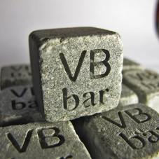 Подарочные камни для виски с гравировкой