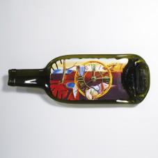 Часы из бутылки. Сальвадор Дали.