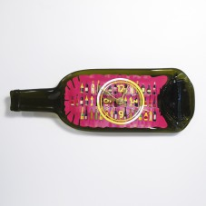 Часы из бутылки. часы в стиле Поп-Арт.