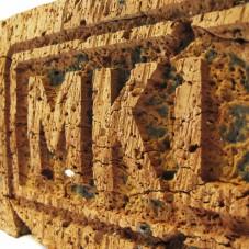 Гравировка на старинном кирпиче