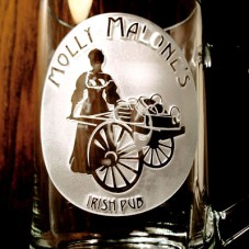 Пивные бокалы с логотипом