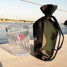 Пьяный стакан «Капитанский»